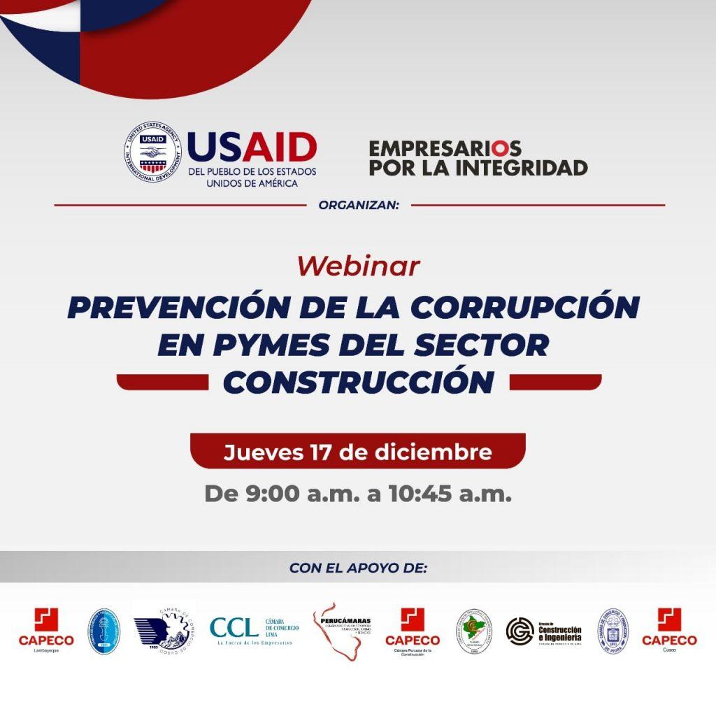 """Panel """"Modelo de prevención antisoborno para PYMEs"""""""